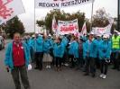 Manifestacja przeciwko polityce rządu - Warszawa 14.09.2013r.
