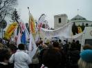 Manifestacja Służby Zdrowia - Warszawa 07.04.2010r.