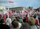 Marsz przeciwko rządowi - Warszawa 29.09.2013r.