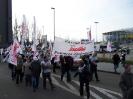 Ogólnopolska pikieta przed siedzibą Officina Labor - Toruń 27.11.2009r.