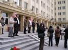 Pikieta przed Urzędem Wojewódzkim - Rzeszów 29.04.2008r.