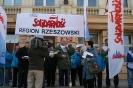 Pikieta przed UW - Rzeszów 02.04.2014r.