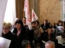 Pikieta w UM - Przemyśl 26.03.2009r.